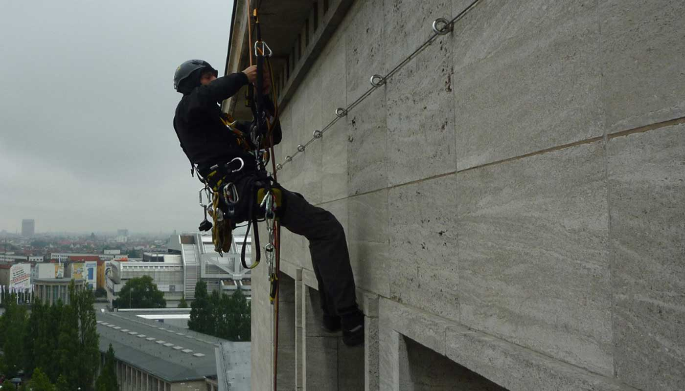 Rope Acess Brussel
